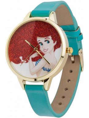 Reloj con Purpurina La Sirenita Disney