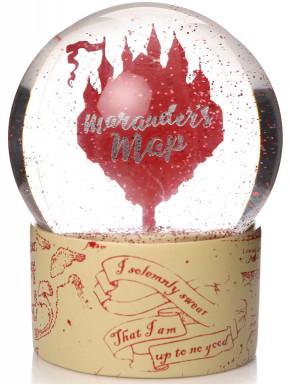 Bola de Nieve Mapa Merodeador Harry Potter