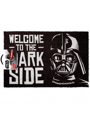 Felpudo Welcome to the Dark Side Star Wars