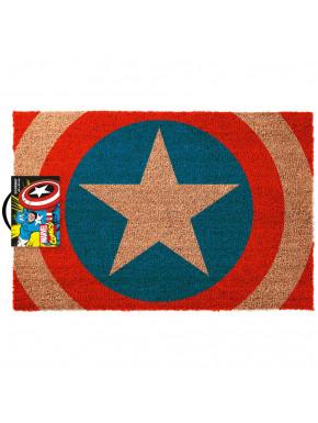 Felpudo Capitán América Marvel