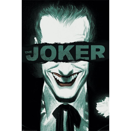 Poster Joker Put On a Happy Face