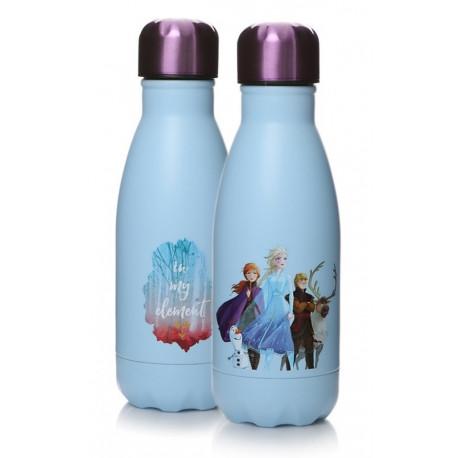 Botella Metálica Frozen 2