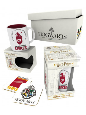 Pack regalo Harry Potter Quidditch