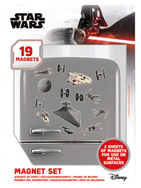 Set de Imanes Star Wars Death Star Battle