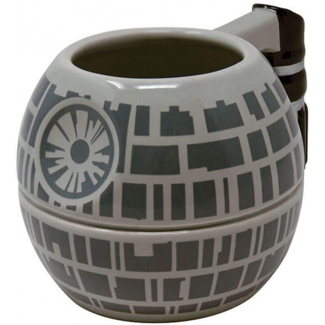 Taza 3D Star Wars Death Star