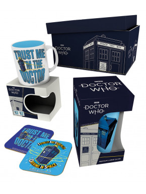 Pack de Regalo Doctor Who