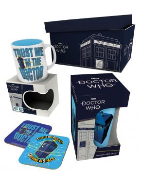 Set de Regalo Doctor Who Tardis