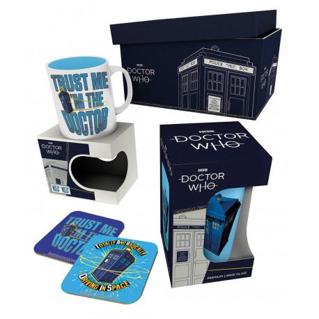 Pack de Regalo Doctor Who