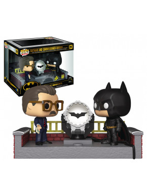 Funko Pop! Batman & Comissioner Gordon