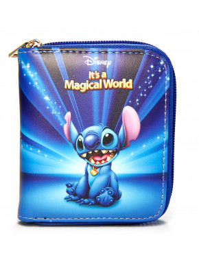 Cartera Stitch magical world Disney
