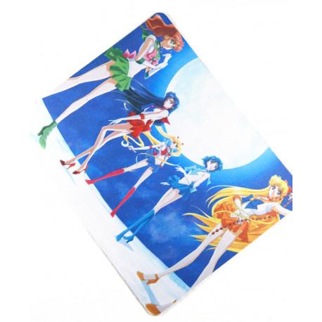 Alfombrilla Sailor Moon senshis