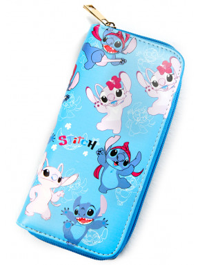 Cartera billetera Stitch Disney