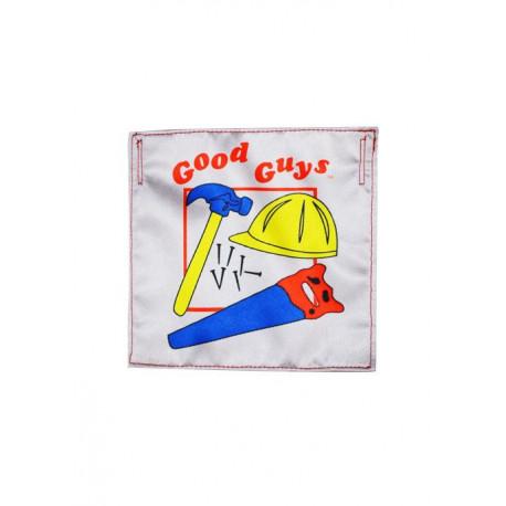Réplica escala 1:1 Babero Good Guys Chucky El Muñeco Diabólico