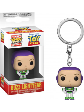 Llavero mini Funko Pop! Buzz Toy Story 4