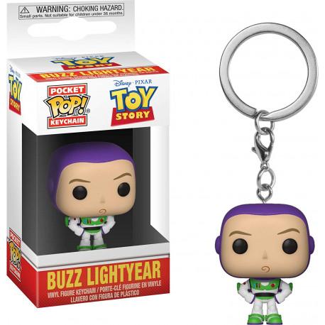 Llavero mini Funko Pop! Buzz Toy Story 4