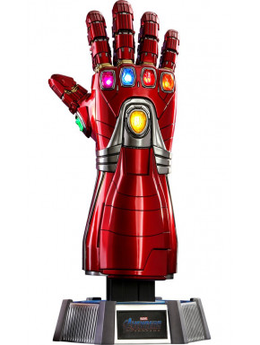 Vengadores: Endgame réplica Life-Size Masterpiece 1/1 Nano Gauntlet 52 cm