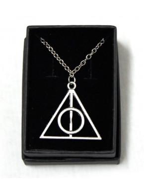 Colgante Reliquias de la muerte Harry Potter