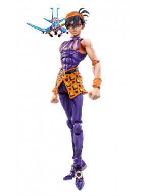 JoJo's Bizarre Adventure Part 5: Golden Wind Figura Chozokado (Narancia Ghirga & As) 15 cm Figuras JoJo´s Bizarre Adventure