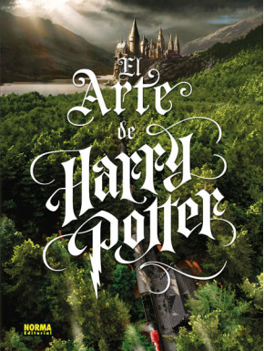Libro El Arte de Harry Potter