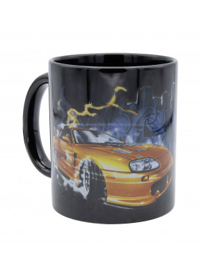 Taza Fast and Furious