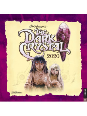 Calendario pared 2020 The Dark Crystal