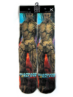 Calcetines Groot Marvel