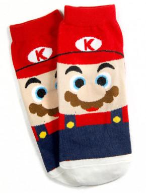 Calcetines bajos Super Mario
