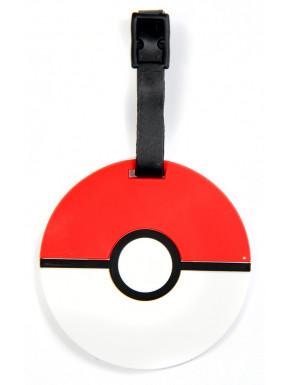 Identificador de equipaje Pokeball Pokemon