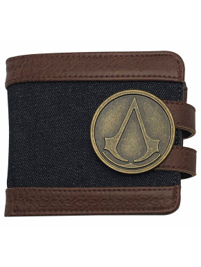 Cartera Logo Assassin's Creed