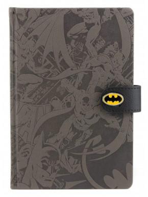 Libreta A5 Premium Batman DC Comics Classic