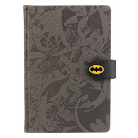 Libreta A5 Premium Batman