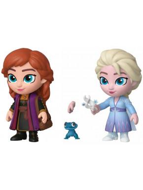 Pack Funko 5 Star Elsa y Anna Frozen 2 Disney