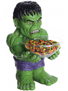 Figura Portacaramelos Hulk 45 cm Marvel
