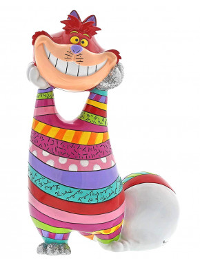 Figura Cheshire Cat Disney Britto 36 cm