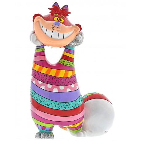 Figura Cheshire Cat Disney Britto 36 cm