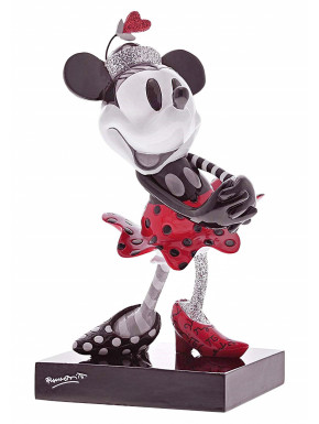 Figura Minnie Mouse Disney Britto 20 cm