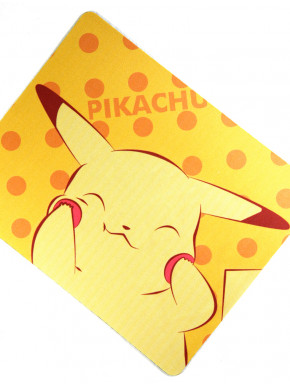 alfombrilla pokemon pikachu kawaii