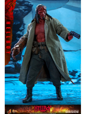 Figura articulada Hellboy Movie Masterpiece 32 cm