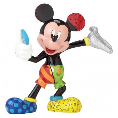 Figura Mickey Mouse Selfie Disney Britto