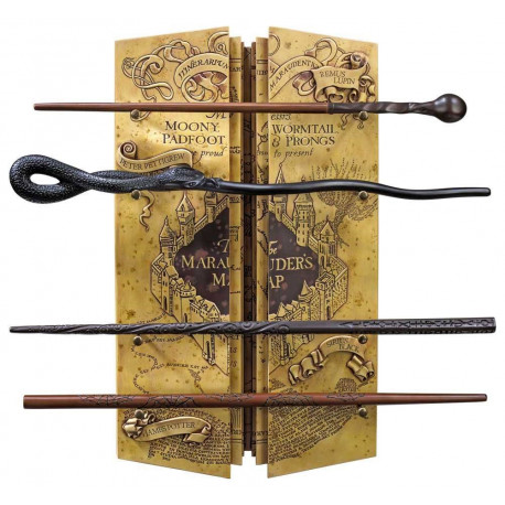 Set de Varitas Mapa del Merodeador Harry Potter