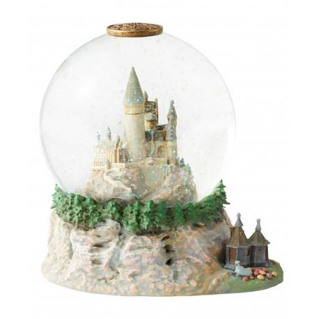 Bola de Nieve Harry Potter Castillo de Hogwarts