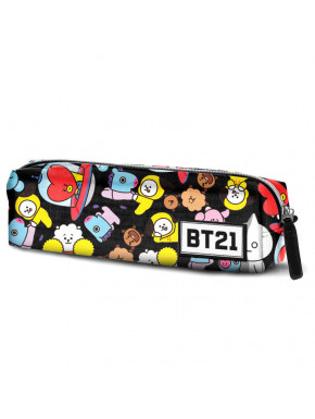 Estuche Kawaii BT21