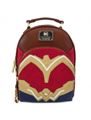 Bolso mochila Wonder Woman Loungefly DC Comics
