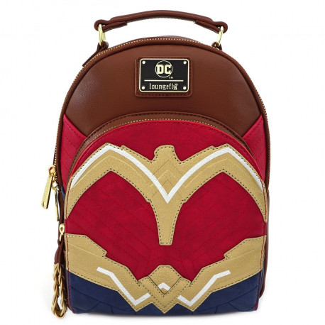 Bolso mochila Wonder Woman Loungefly