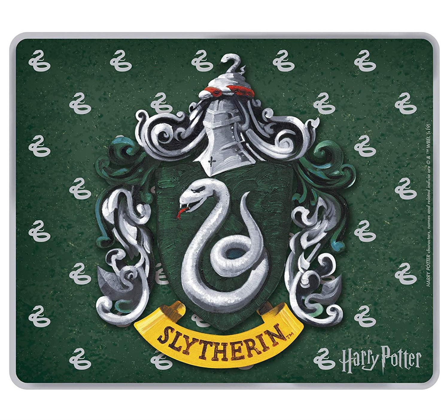 Vaso Grande de  Slytherin Crest Harry Potter