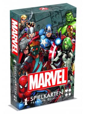 Juego de Cartas Marvel