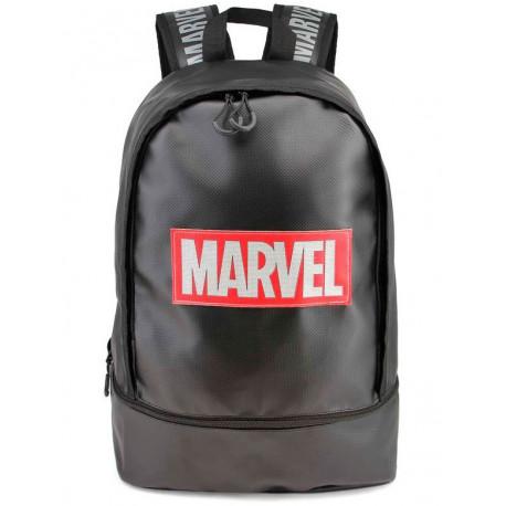 Mochila Marvel Logo Black