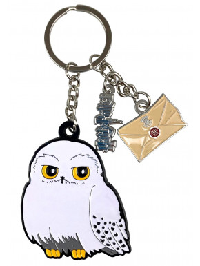 Llavero Hedwig Harry Potter
