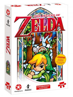 Puzzle The Legend of Zelda