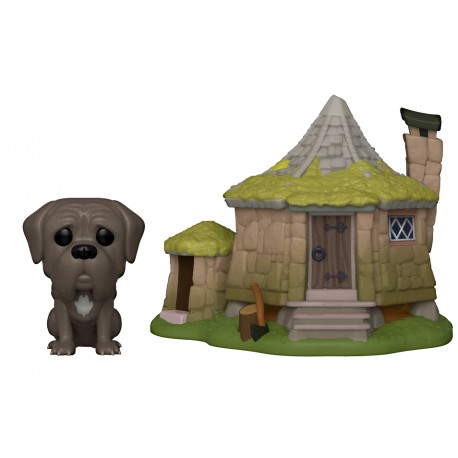 Funko Pop! Cabaña de Hagrid & Fang Harry Potter